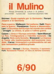 Copertina del fascicolo dell'articolo Le imprese di fronte alla trasformazione dell'economia mondiale