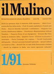 Copertina del fascicolo dell'articolo Riflessioni sull'Unione economica e monetaria europea