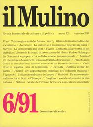 Copertina del fascicolo dell'articolo Un nuovo regionalismo fra lo Stato e l'Europa