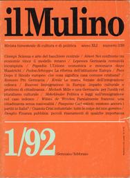 Copertina del fascicolo dell'articolo Laboratorio Germania. Le tappe dell'integrazione