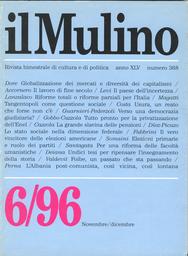 Copertina del fascicolo dell'articolo Il paese incerto