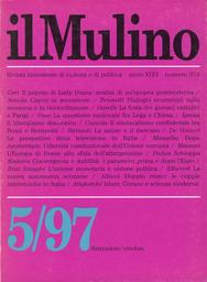 Copertina del fascicolo dell'articolo Dialoghi ecumenici sulla memoria e la riconciliazione. Appunti per un bilancio