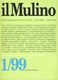 cover del fascicolo, Fascicolo arretrato n.1/1999 (gennaio-febbraio)