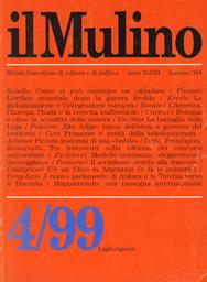 Copertina del fascicolo dell'articolo Piccola anatomia di una