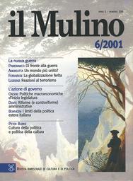 Copertina del fascicolo dell'articolo Contro il romanticismo politico