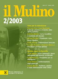Copertina del fascicolo dell'articolo Parti sociali e politiche della formazione