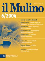 Copertina del fascicolo dell'articolo Per uscire dall'impasse nelle decisioni sulla tecnoscienza