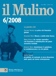 Copertina del fascicolo dell'articolo Alitalia e la nascita del