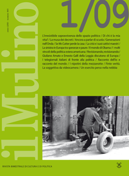 Copertina del fascicolo dell'articolo Il servizio domestico dal dopoguerra a oggi