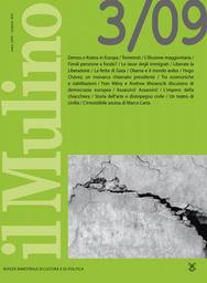 Copertina del fascicolo dell'articolo Un teatro di civiltà