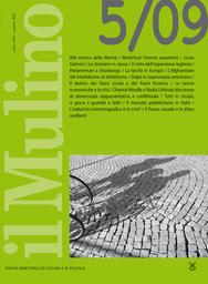 Copertina del fascicolo dell'articolo Il Paese casuale e le élites vacillanti