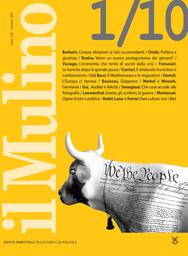 Copertina del fascicolo dell'articolo La forza della parola scritta