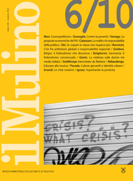 Copertina del fascicolo dell'articolo Altiero Spinelli