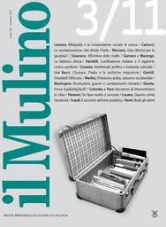 Copertina del fascicolo dell'articolo Discutono di interventismo in Libia