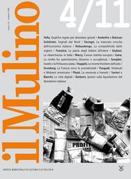 Copertina del fascicolo dell'articolo Tony Judt