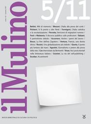 Copertina del fascicolo dell'articolo Vestire i panni del lavoro