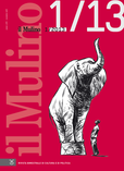cover del fascicolo, Fascicolo arretrato n.1/2013 (gennaio-febbraio)