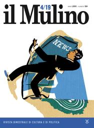 Copertina del fascicolo dell'articolo Di che si parla? Forme e luoghi del discorso pubblico