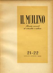 Copertina del fascicolo dell'articolo Benedetto Croce e il cinema come arte