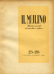 Copertina del fascicolo dell'articolo Il giudizio sui partiti nei cronisti pisani del Trecento