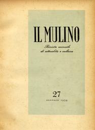 Copertina del fascicolo dell'articolo Per una cultura sindacale in Italia