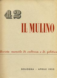 Copertina del fascicolo dell'articolo Il petrolio in Italia
