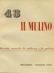 Copertina del fascicolo dell'articolo Ehrenburg denuncia