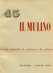 Copertina del fascicolo dell'articolo Cultura vecchia e politica nuova