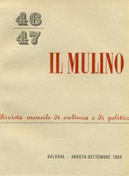 Copertina del fascicolo dell'articolo Cultura meridionalistica