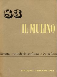 Copertina del fascicolo dell'articolo La crisi dello stato francese