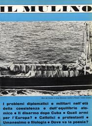 Copertina del fascicolo dell'articolo La Dc al secondo Convegno di San Pellegrino