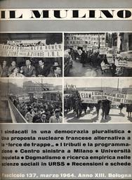 Copertina del fascicolo dell'articolo La situazione sindacale italiana: contraddizioni e prospettive