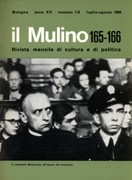 Copertina del fascicolo dell'articolo La DC tra razionalizzazione, populismo e dialogo