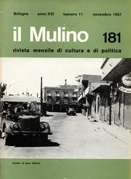 Copertina del fascicolo dell'articolo Interventismo democratico e prima guerra mondiale