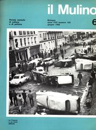 Copertina del fascicolo dell'articolo Studenti e politica in un quadro comparativo