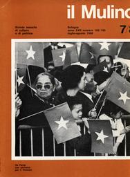Copertina del fascicolo dell'articolo Tommaso Fiore, cultura meridionale e contestazione