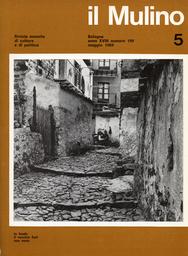 Copertina del fascicolo dell'articolo Le due Germanie tra Est e Ovest: anche dopo Praga non si può tornare indietro