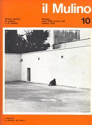 Copertina del fascicolo dell'articolo Contestazione all'italiana
