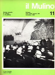 Copertina del fascicolo dell'articolo L'esperimento albanese