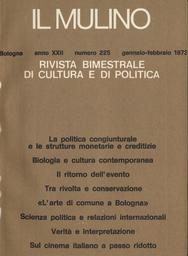 Copertina del fascicolo dell'articolo Il ritorno dell'evento